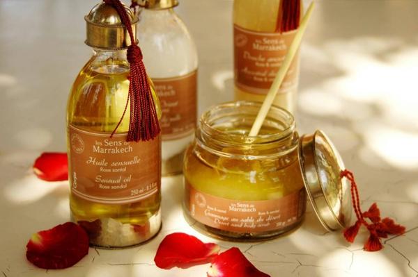 100%纯天然成分产品萃取,Les Sens de Marrakech与你一起做一个坚定的自然主义者